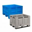 Крупногабаритные пластиковые контейнеры