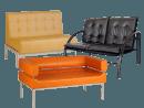 Кресла для зон ожидания и отдыха