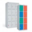Металлические секционные шкафы
