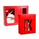 Металлические пожарные шкафы